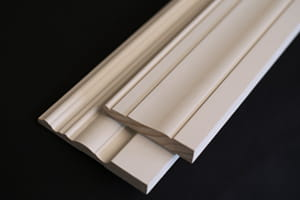 Finger-Jointed Moulding